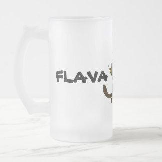 Flava-Gatito helado Taza De Café