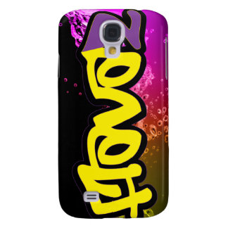 Flavaz Splash Samsung Galaxy S4 Cover