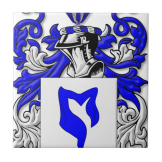 Flavell Coat of Arms Ceramic Tile
