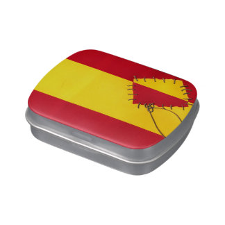 Flavor from Spain  by @QUIXOTEdotTV Jelly Belly Tin