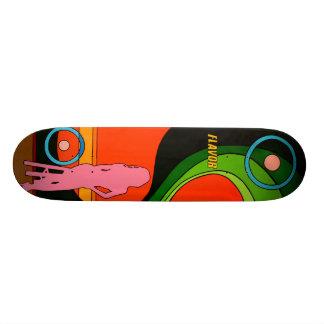 """""""Flavor"""" Skate Board"""