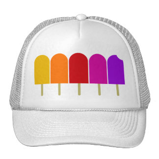 Flavorful Popsicles Hat