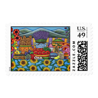 Flavours of Provence Postage