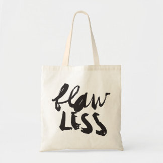 Flaw Less Tote Bag