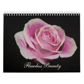 Flawless Beauty Wall Calendars