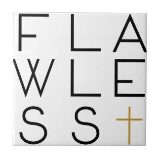 Flawless Ceramic Tile