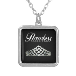 Flawless Crown Necklace