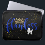 "Flawless Laptop Sleeve<br><div class=""desc"">Pick up one of these flawless laptop cases to remind yourself how gorgeous you are at all times!</div>"