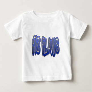 flaws line baby T-Shirt