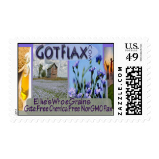 Flax Seed Stamps