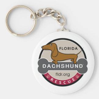FLDR Logo Keychain