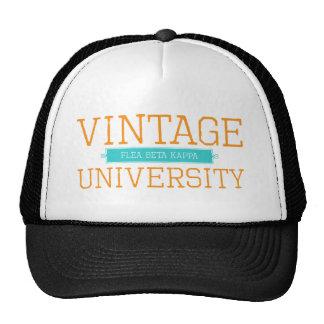 Flea Beta Kappa Trucker Hat