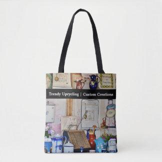 Flea Market Flipper Tote Bag