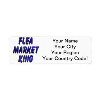 Flea Market King Blue Label
