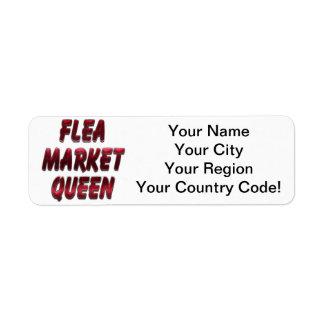 Flea Market Queen Red Label