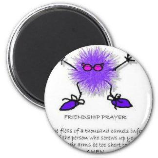 flea prayer magnets