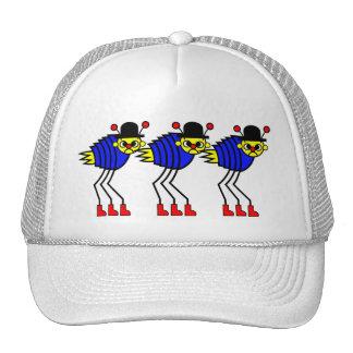 Flea Trucker Hat