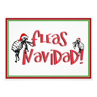 Fleas Navidad - Dancing Christmas Fleas Custom Announcement
