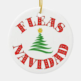 Fleas Navidad Pet Ornament