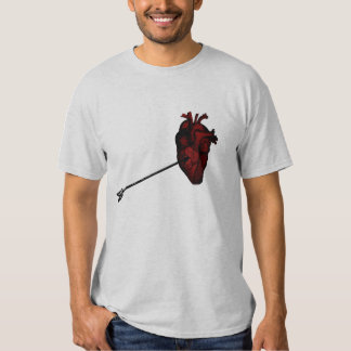 Flecha al corazón playera
