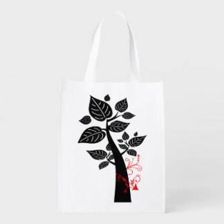 Flecha del árbol 5 bolsas de la compra