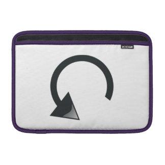 Flecha del cargamento fundas macbook air