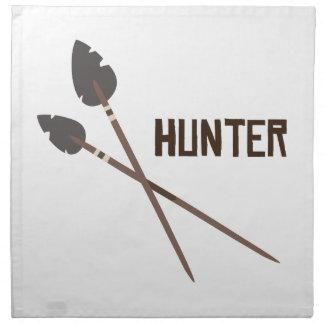 Flecha del cazador servilletas