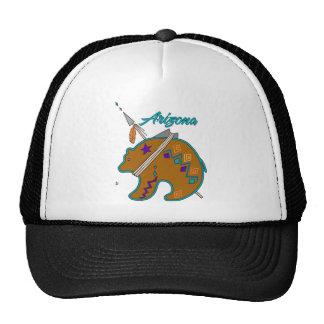 Flecha del clan del oso gorra