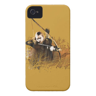 Flecha del tiroteo de LEGOLAS GREENLEAF™ Case-Mate iPhone 4 Funda