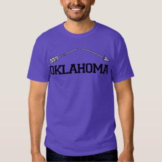 Flecha quebrada, Oklahoma Polera