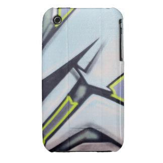 Flechas de la pintada de la calle Case-Mate iPhone 3 protectores