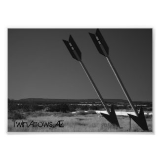 Flechas gemelas cojinete