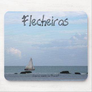 Flecheiras Mouse Pads