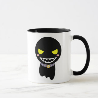 Fleck the Black Ghost Mug