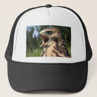 Fledgling Red Tailed Hawk Trucker Hat