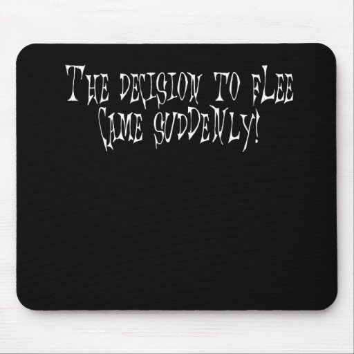 Flee9 Mouse Pads