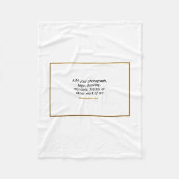Fleece Blanket by Casefashion at Zazzle