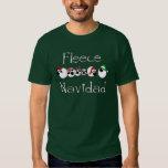 Fleece Navidad Funny Christmas Apparel T Shirts