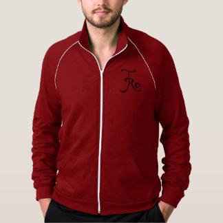 Fleece Track Jacket with Taliesin Rising Logo