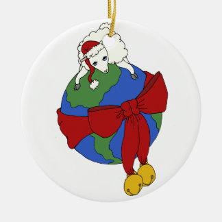 FleeceOnEarth Christmas Ornament