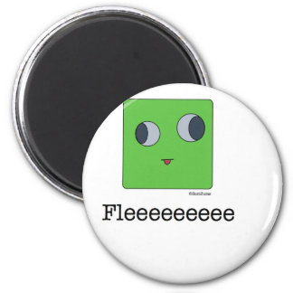 Fleeeeee_monster.008.008 Magnet