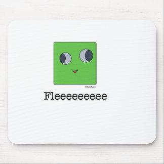 Fleeeeee_monster.008.008 Mouse Pad