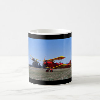Fleet, biplanes, 1932, Sonoma_Classic Aviation Coffee Mug