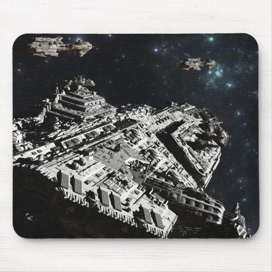 Fleet Deployment II Mouse Pad