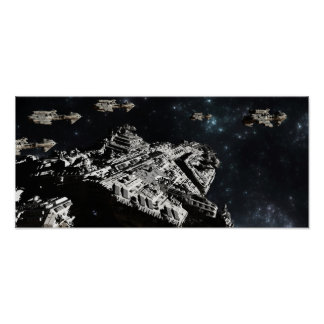 Fleet Deployment II Print