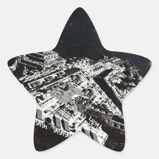 Fleet Deployment II Star Sticker