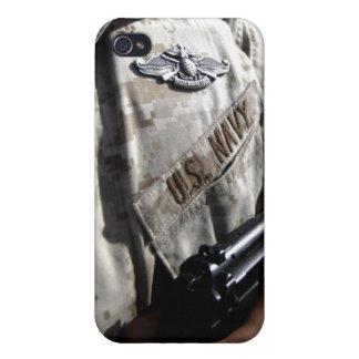 Fleet Marine Force Warfare Device iPhone 4 Covers