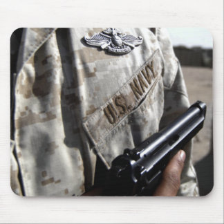 Fleet Marine Force Warfare Device Mouse Pad