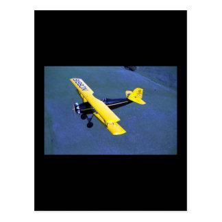 Fleet, Model 1, 1929, Schellville_Classic Aviation Postcard