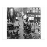 Fleet Street London England, 1901 U.K. Postcards